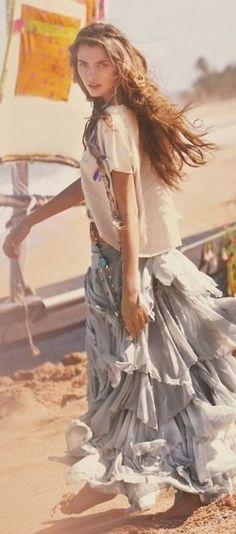 That skirt!!!!