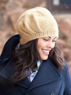 hats, patterns, weekend hat, crochet, susan anderson