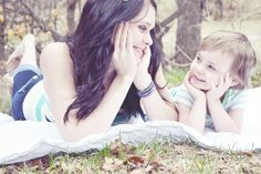 Mother Daughter Photo Shoot Outdoor Vintage - Utah Photographer - Follow Your Dreams Photography