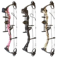 Diamond Infinite Edge Compound Bow. Not the pink one..