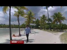 Cubano que llegó a U.S. en tabla de windsurf