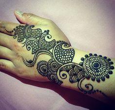 Henna henna, mehandi design