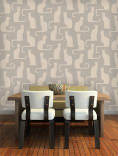 sanderson omega cats wallpaper