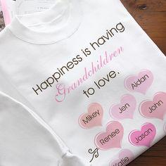 Personalized grandma t shirts on pinterest t shirts cartoon