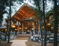cottag, floor plan, cabin idea, dream hous, cabin entri, log cabin
