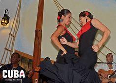 Flamenco show at Meson de la Flota, Havana, Cuba