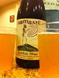 Dogfish Head -- Namaste