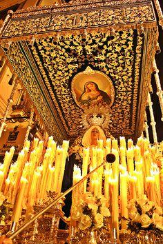 Dolorosa  Semana Santa  Spain