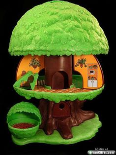 OMG, this was my all time fave play set!!!!