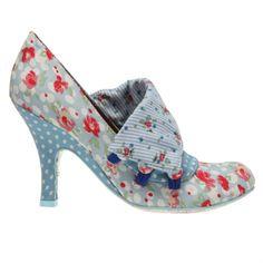 shoes, choic shoe, 361403bf irregular, irregular choic, choic flick, blue, cath kidston, flick flack, style shoe
