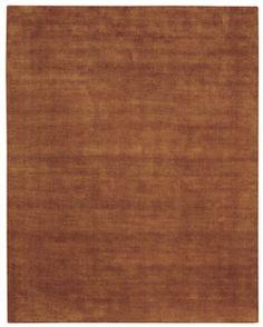 Stoneridge rug in Persimmon! #CapelRugs