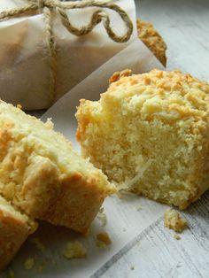 Coconut Bread...yum!