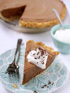 French Silk Chocolate Pie by TreatsSF, via Flickr