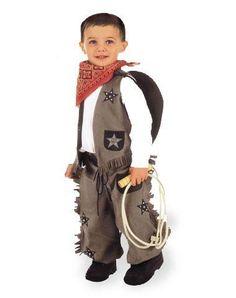 Cowboy Toddler Costume $30