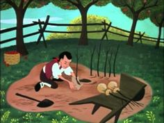 American Legends - Johnny Appleseed - YouTube