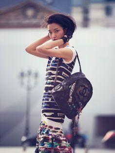 Du Juan by David Bellemere for Vogue China February 2013