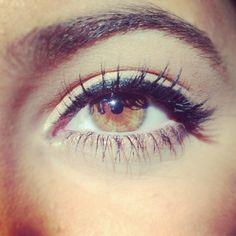 soft and natural #mirabellabeauty #hazel #eye