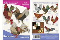 crochet rooster free patterns   More information about Rooster Applique Patterns on the site: http ...