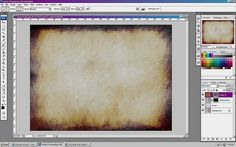 ... photoshop tutorial for creating your own textures