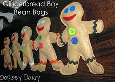Book Advent: Day 16 {Gingerbread Man Party!} | Oopsey Daisy