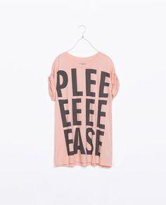 Please t shirt
