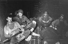 Surviving Marines from Iwo Jima