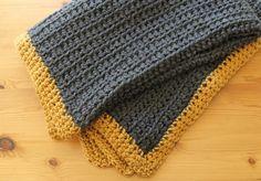 Chunky Crochet Blankets on Pinterest  Chunky Crochet Quick Crochet  Large Chunky Crochet Blanket For Beginners