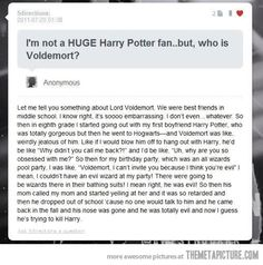 Omg this ... Is... Hilarious. Mean girls + Harry potter