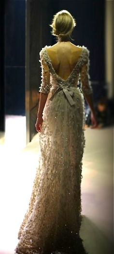 #Elie Saab.  women clothes #2dayslook #new #watch #nice  www.2dayslook.com