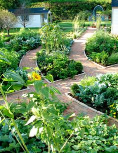 french garden design - Google Search