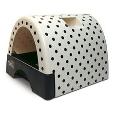 I love love love this #litterbox! So super cute for stylish cat moms. (affiliate link)