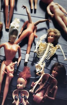 nothing better than doll parts