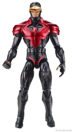Wolverine Marvel Legends 2013: Phoenix 5 Cyclops.