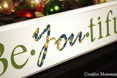 Creative Mommas: YW Christmas Gifts