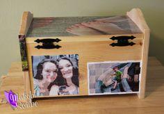 ZINK hAppy decorative box