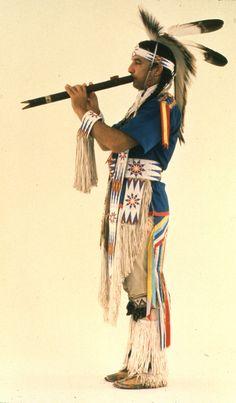 Kevin Locke - Flute Player