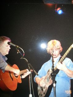 Mike Gordon & Leo Kottke Music Mill, Indy 2005