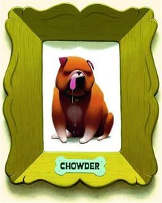 Chowder by Peter Brown, one of our fave kids authors/illustrators