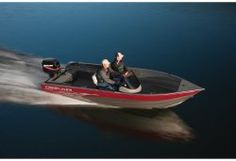 New 2010 Crestliner Boats Kodiak 14 Multi-Species Fishing Boat Boat