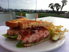 Lobster BLT sandwich | In Mama Maggie's Kitchen