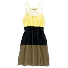 Colorband Slipdress by Madewell.