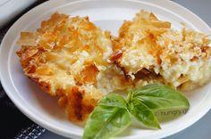 Kitchen Stori.es: Αλμυρή Πατσαβουρόπιτα