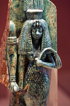 Tiye (c. 1398 BC – 1338 BC, also spelled Taia, Tiy and Tiyi). She became the Great Royal Wife of the Egyptian pharaoh Amenhotep III. Her husband devoted a number of shrines to her and constructed a temple dedicated to her in Sedeinga in Nubia where she was worshipped as a form of the goddess Hathor.[