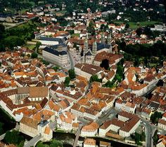Town of Bamberg Germany
