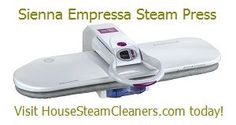 Sienna Empressa Steam Press 34 x 12 Inch, 1350 Watts - $359.99  One of the largest #steam #press on the market today. Reduce your ironing time up to 70%. You can safely use it on various fabrics: like nylon, silk, wool, rayon, cotton, and linen.  Discover more by visiting us now!