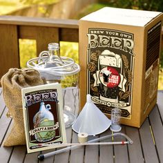 Chocolate Stout Brewing Kit, $44, now featured on Fab.