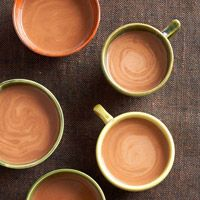 Aztec Hot chocolate ... with some real heat!