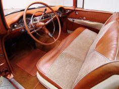 1956 Chevrolet Bel Air Sport Coupé