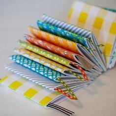 little notebooks