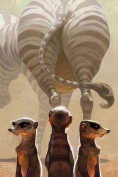 Sight: Illustration Friday - Jim Madsen Illustration